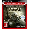 Bethesda Fallout 3: Game of the Year (UNCUT) Essentials Relaunch (PS3)