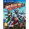 Sony Earth Defense Force 2: Invaders from Planet Space (PSV)
