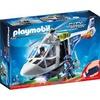 Playmobil Polizei-Helikopter mit LED (6874)