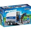 Playmobil Berittene Polizei mit Anhänger (6875)