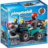 Playmobil Ganoven-Quad mit Seilwinde (6879)