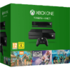 Microsoft Xbox One 500GB inkl. Kinect + 3 Kinect Games