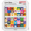 Nintendo New 3DS Zierblende 027 Animal Crossing-Gesichter (3DS)