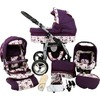 Chilly Kids Dino Kinderwagen Safety-Set