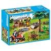 Playmobil Holzfäller mit Traktor / Country (6814)