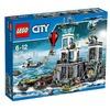 Lego Polizeiquartier auf der Gefängnisinsel / City (60130)