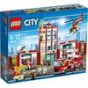 Lego Große Feuerwehrstation / City (60110)
