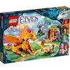 Lego Lavahöhle des Feuerdrachens / Elves (41175)