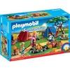 Playmobil Zeltlager mit LED-Lagerfeuer / Summer Fun (6888)