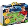 Playmobil Große Fußballarena zum Mitnehmen / Sports & Action (6857)