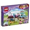 Lego Pferdeanhänger und Tierärztin / Friends (41125)