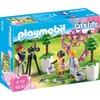 Playmobil Fotograf mit Blumenkindern / City Life (9230)