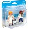 Playmobil Stewardess und Offizier / Duo Pack (9216)