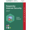Kaspersky Internet Security 2017 3 Lizenzen (Code in a Box)