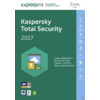 Kaspersky Total Security Multi-Device 2017 3 Lizenzen (Code in a Box)
