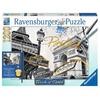 Ravensburger Goldenes Paris (1200 Teile)