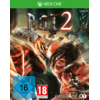 Koch Media AoT 2 (based on Attack on Titan) (Xbox One)