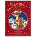 rudolph mit der roten nase text