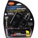 hähnel batteriegriff hn-d300/d700