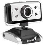 genius islim 321r ir led usb-webcam test
