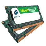 4gb-kit corsair ddr2-so-dimm pc6400, cl5