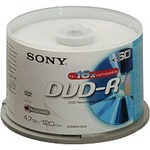 sony dvd rohling dvd-r 50dmr120bsp 4,7gb 16x single layer