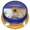 Verbatim DVD-R 4.7GB 8X Archival Grade 25er Spindel