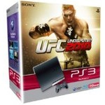 sony playstation 3 slim 250 gb ufc 2010 undisputed