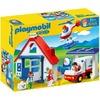 Playmobil Krankenhaus / 1.2.3 (6769)