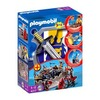 Playmobil Mitnehm-Ritterfestung mit Schild und Schwert / zum Mitnehmen (4217)