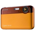 sony cyber-shot dsc-j10 orange