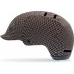 giro surface 55-59cm medium beige/black hat fabric