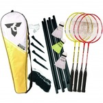 talbot torro badminton set 4-attacker set modell 2010 test
