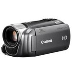 canon legria hf r205 silber