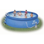 intex swimming pool easy set 457x122 komplettset 56912 test