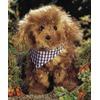 Kösen Hund Streuner 24 cm - Mohair