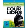 (Kom&ouml;die) Four Lions (Blu-ray)