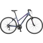 damen crossbike scott sportster 50