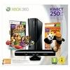 Microsoft X-Box 360 slim 250 GB + Kung Fu Panda 2 + 3 Monate Live