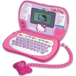 clementoni 69323.8 - hello kitty - lernspiel-computer travel