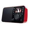 Logitech Squeezebox Radio rot