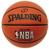 spalding basketball silver test