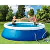 Wehncke Quick-Up-Pool-Set 450x86 cm