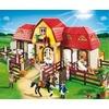 Playmobil Großer Reiterhof mit Paddocks (5221)