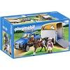 Playmobil PKW mit Pferdeanhänger (5223)