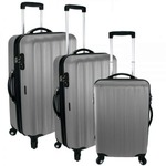d&amp;n travel line 8500 4-rollen-trolley set