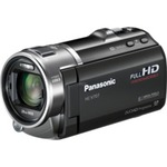 panasonic hc-v707 test