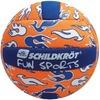schildkröt fun sports neopren mini-beachvolleyball, größe 2, rot