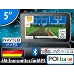 navgear 5 navigationssystem streetmate rsx-50-3d deutschland