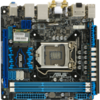 asus p8z77-i deluxe intel z77 so.1155 dual channel ddr3 mini-itx retail test